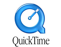 Quicktime streaming video services